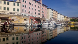 the Canals of Livorno