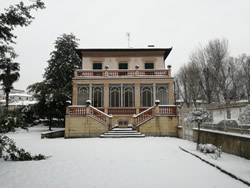 The School in the  Snow