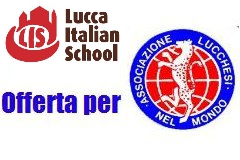 Offer for the Association Lucchesi nel Mondo